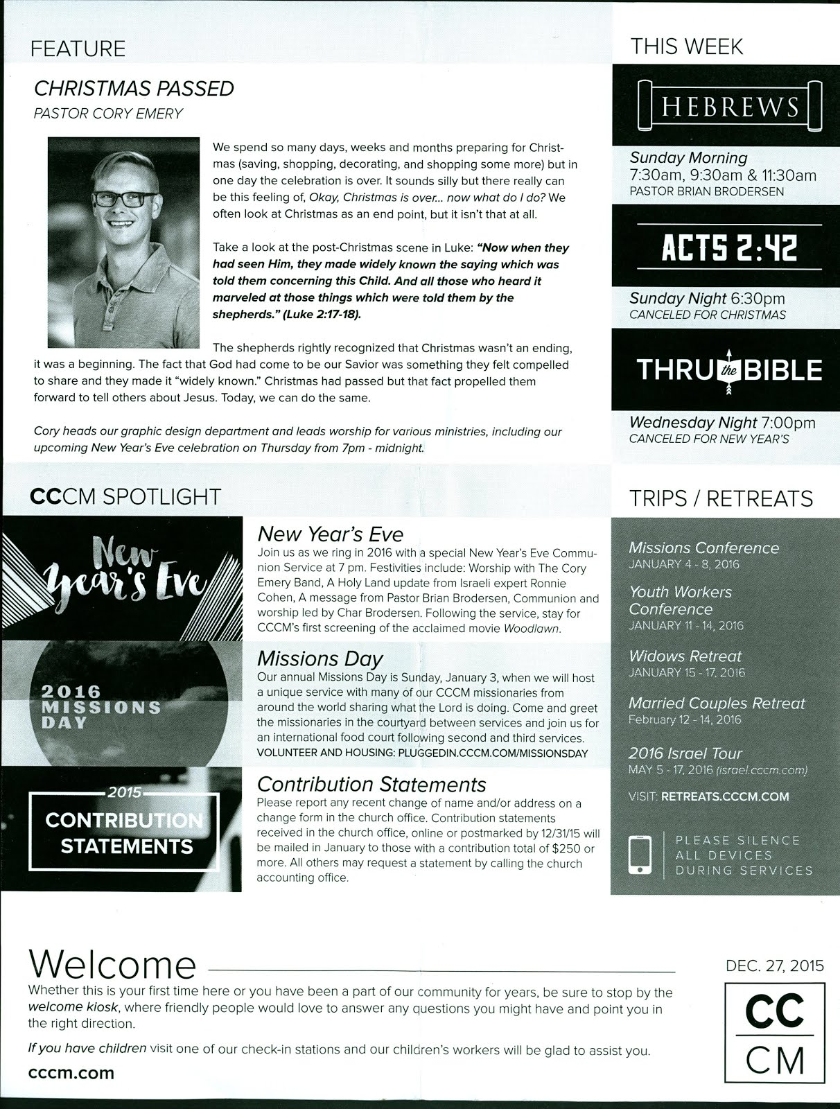 my church bulletins be the world s largest online diverse why are calvary chapel costa mesa s bulletins so plain even for christmas they can t put a little more into their bulletins